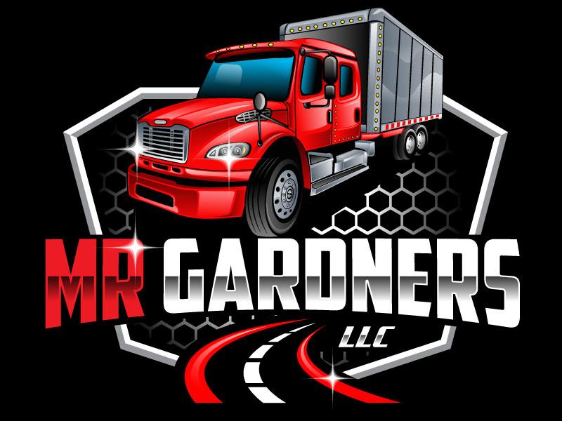 Mr Gardners LLC logo design by LogoQueen