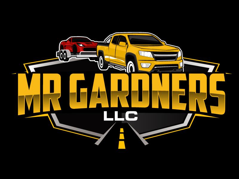 Mr Gardners LLC logo design by ElonStark