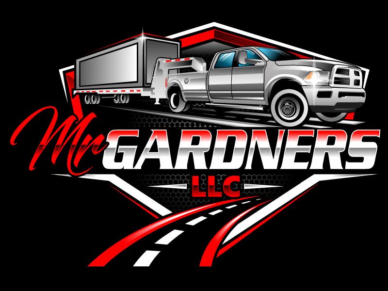 Mr Gardners LLC logo design by Suvendu