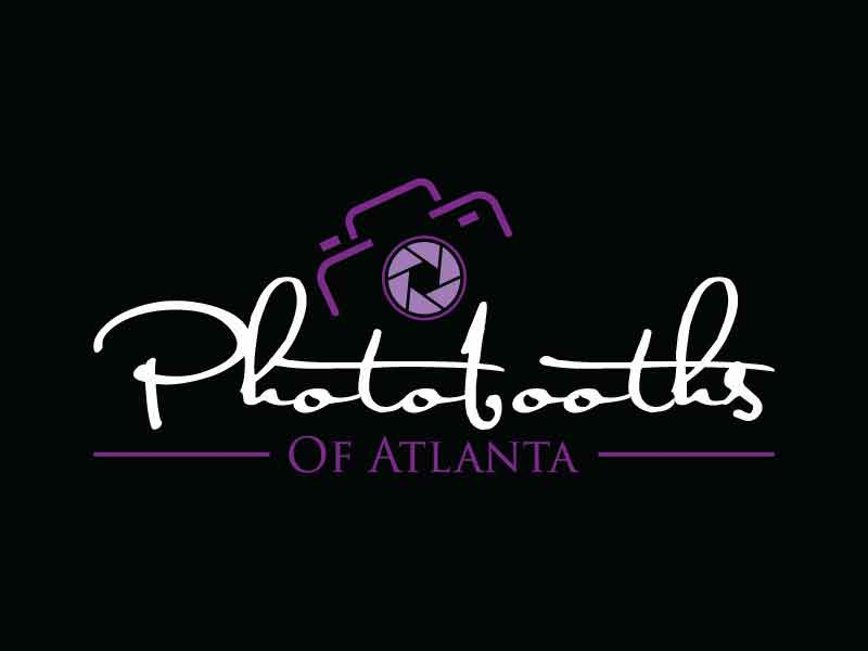Photobooths Of Atlanta logo design by Saraswati