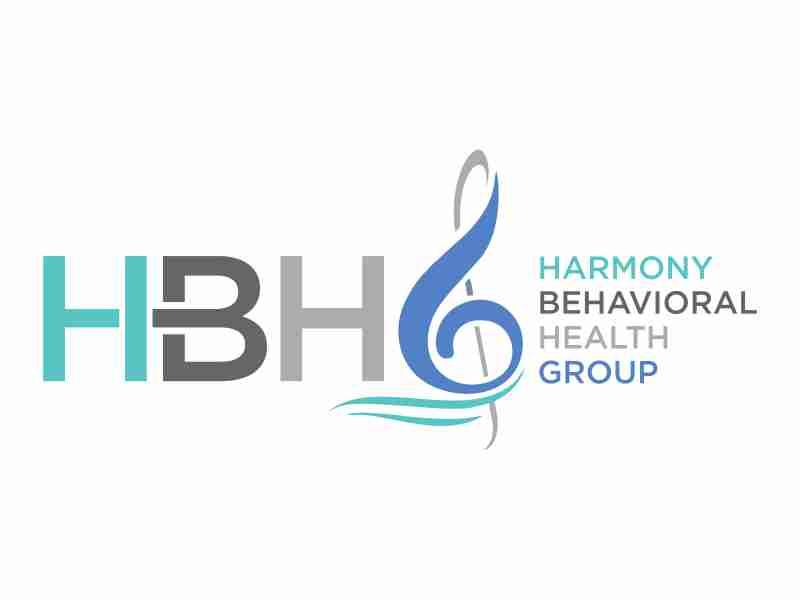 Harmony Behavioral Health Group logo design by Sheilla