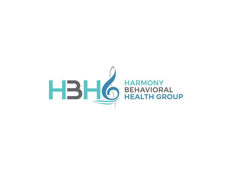 Harmony Behavioral Health Group logo design by CreativeKiller