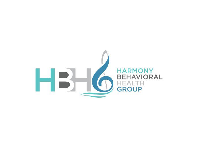 Harmony Behavioral Health Group logo design by SelaArt
