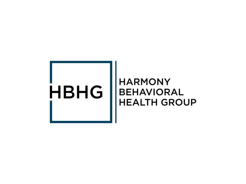 Harmony Behavioral Health Group logo design by dewipadi