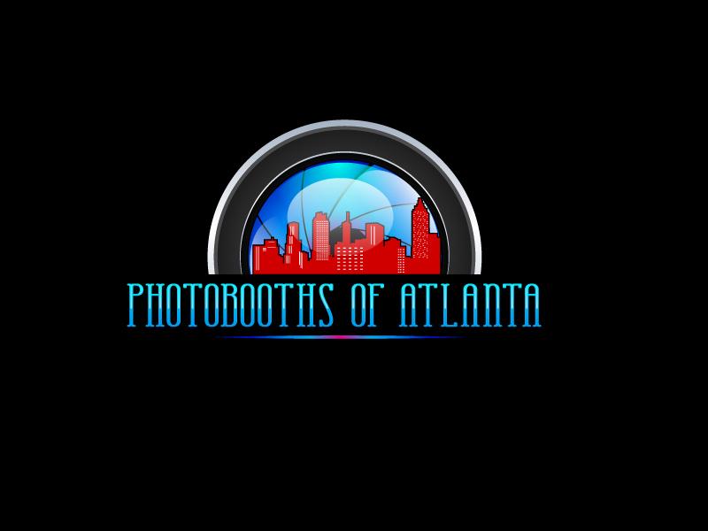 Photobooths Of Atlanta logo design by uttam