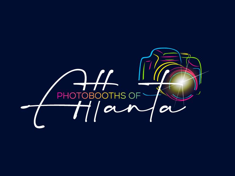 Photobooths Of Atlanta logo design by Webphixo