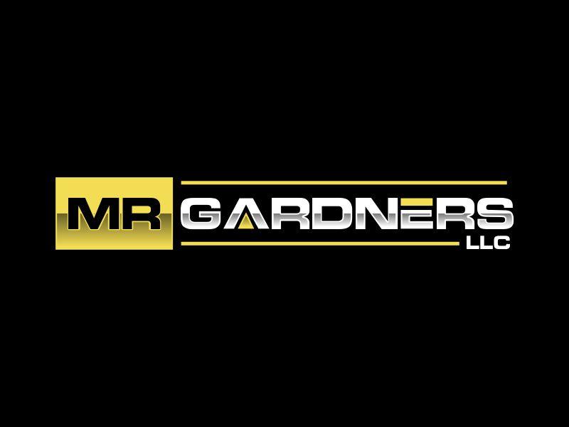Mr Gardners LLC logo design by Hidayat