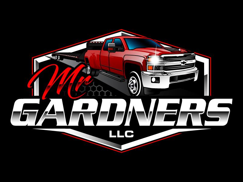 Mr Gardners LLC logo design by daywalker