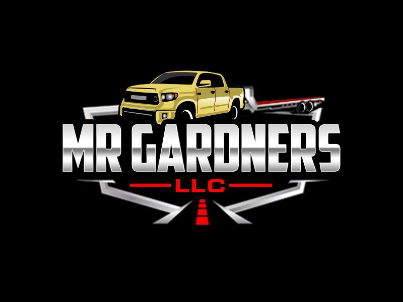 Mr Gardners LLC logo design by kunejo