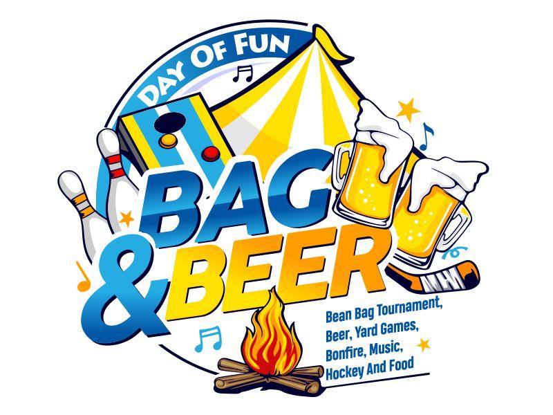 Bags & Beer logo design by veron