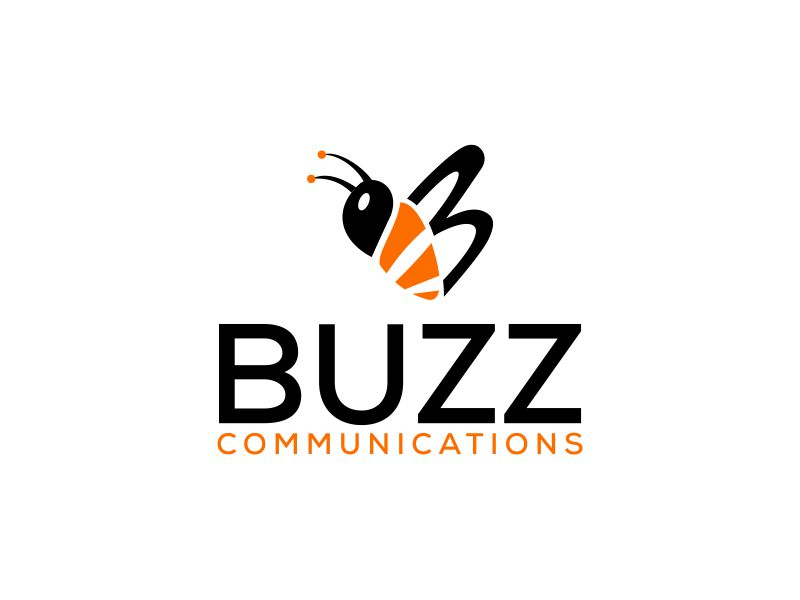 Buzz Communications logo design by fadlan