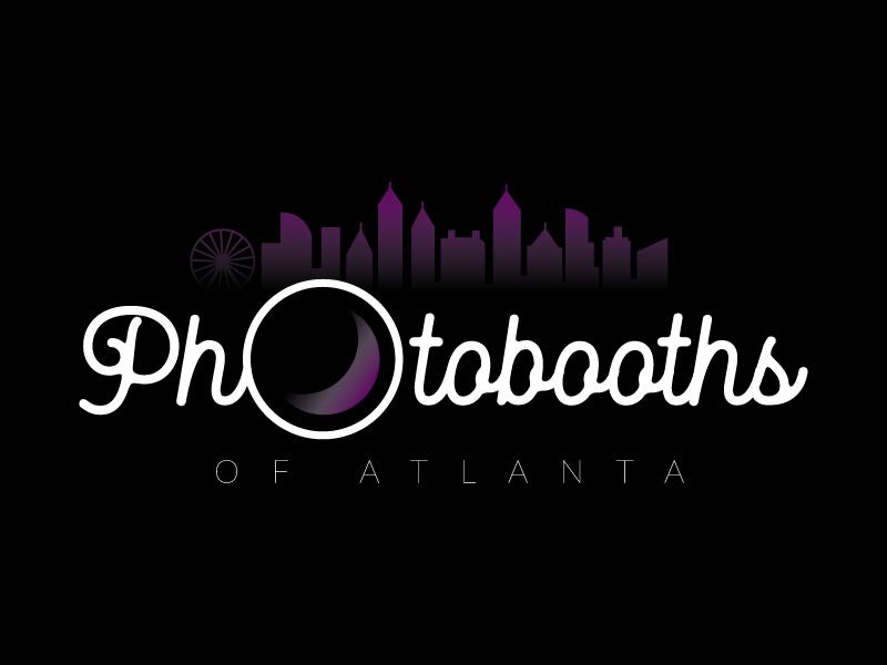 Photobooths Of Atlanta logo design by czars