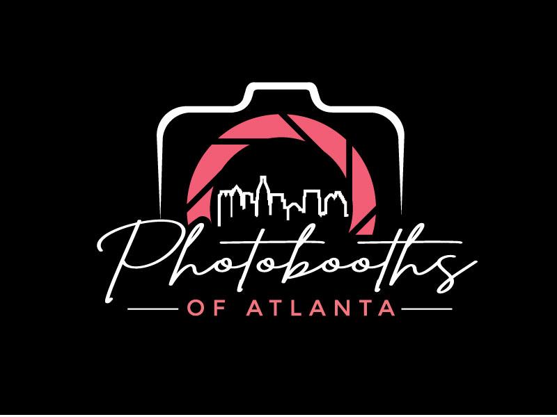 Photobooths Of Atlanta logo design by REDCROW