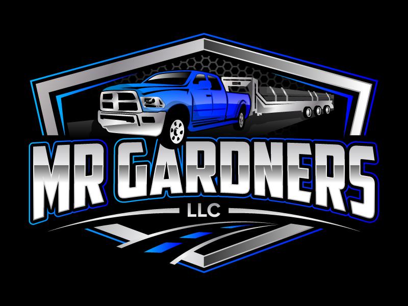 Mr Gardners LLC logo design by jaize