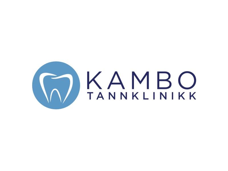 Kambo Tannklinikk Logo Design