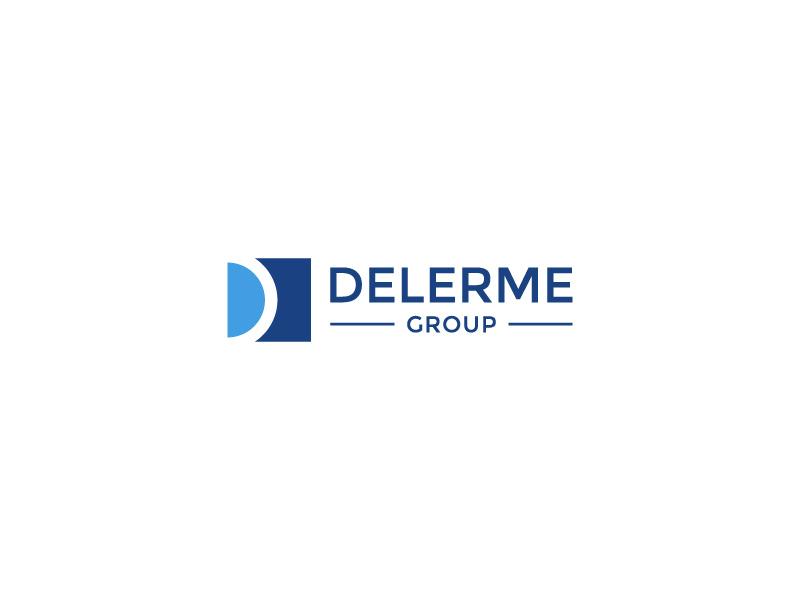 The Delerme Group logo design by CreativeKiller