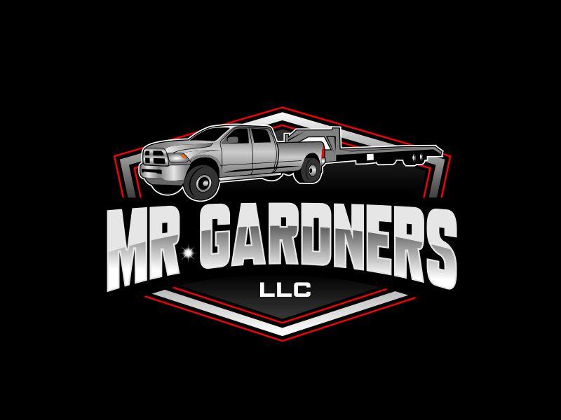 Mr Gardners LLC logo design by beejo