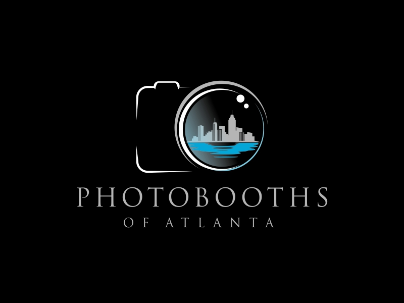 Photobooths Of Atlanta logo design by ian69