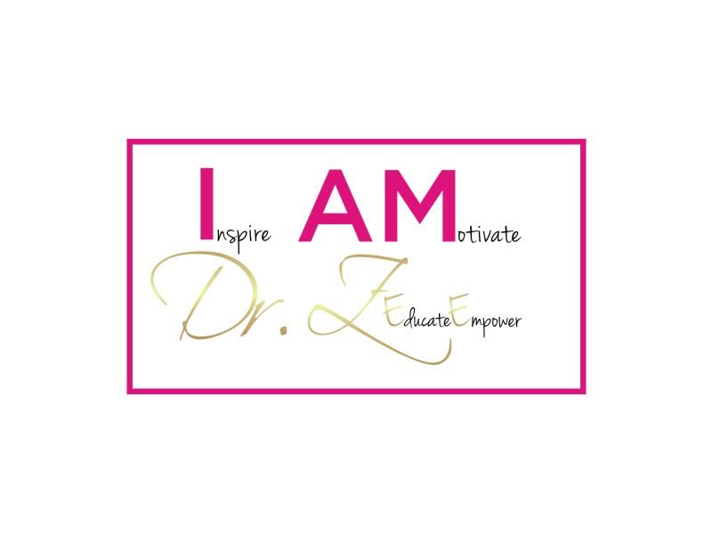 I AM Dr. ZEE Logo Design