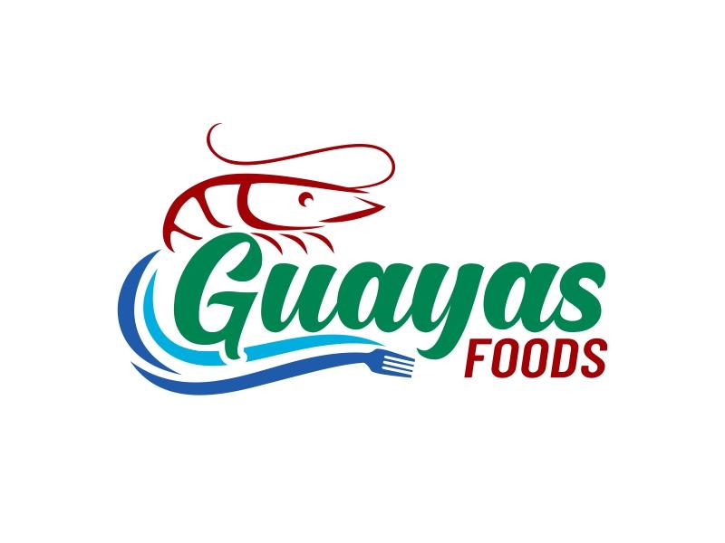 GUAYAS FOODS logo design by ingepro