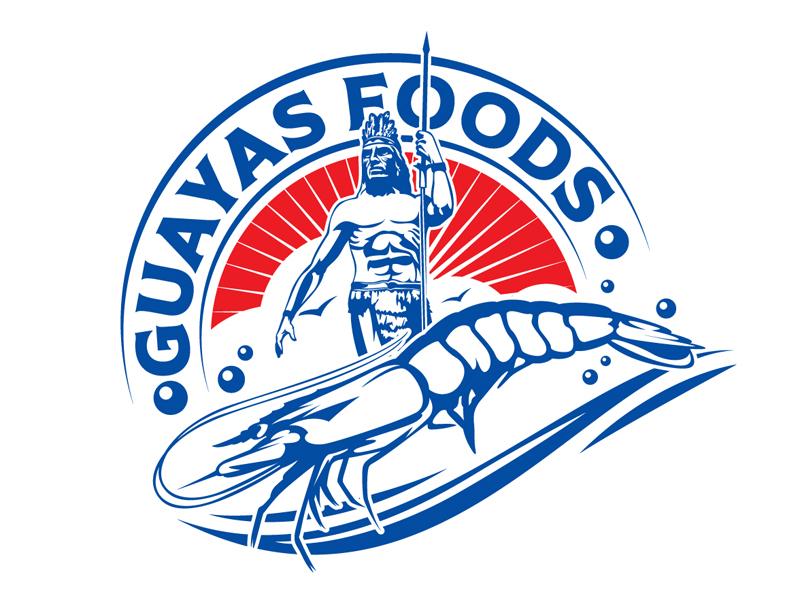 GUAYAS FOODS logo design by DreamLogoDesign