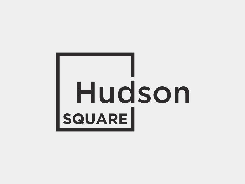 Hudson Square logo design by goblin