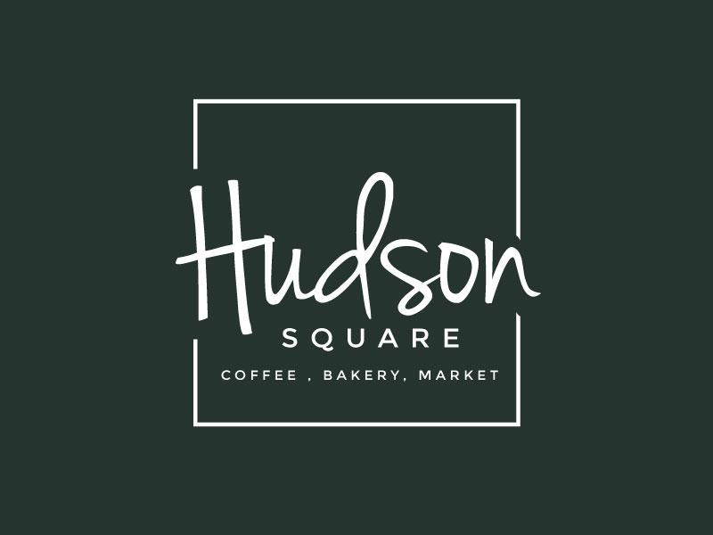 Hudson Square Logo Design