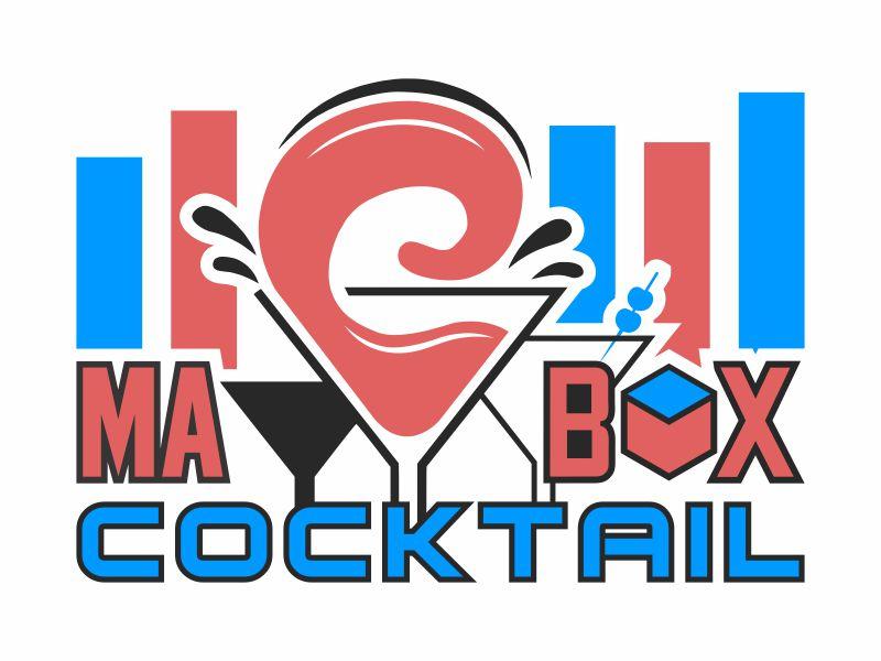 Ma Cocktail Box logo design by zonpipo1