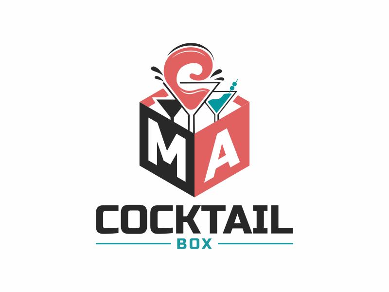 Ma Cocktail Box logo design by imagine