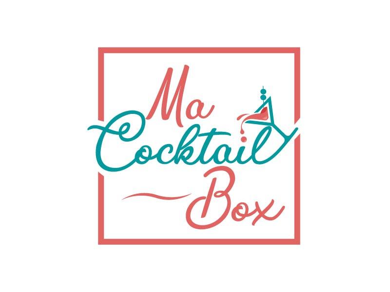 Ma Cocktail Box logo design by usef44
