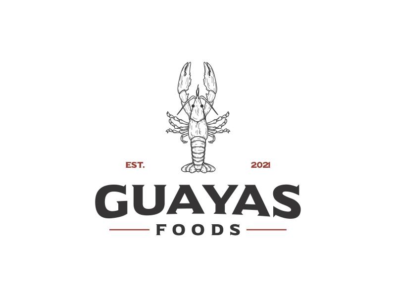 GUAYAS FOODS logo design by Alfatih05