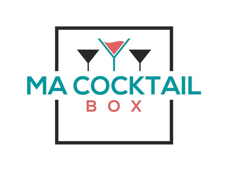 Ma Cocktail Box logo design by cintoko