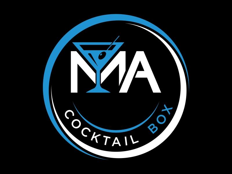 Ma Cocktail Box logo design by qqdesigns