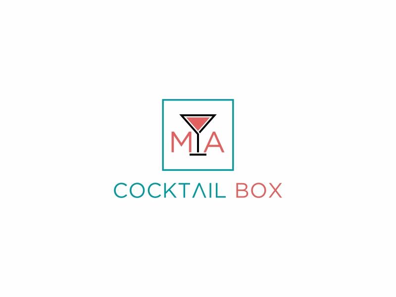 Ma Cocktail Box logo design by Zeratu