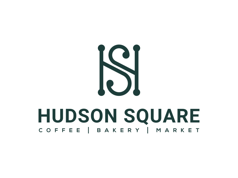 Hudson Square logo design by pionsign