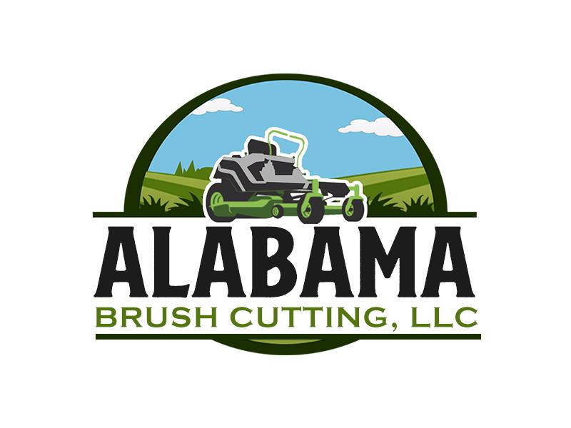 Alabama Brush Cutting, LLC logo design by kunejo