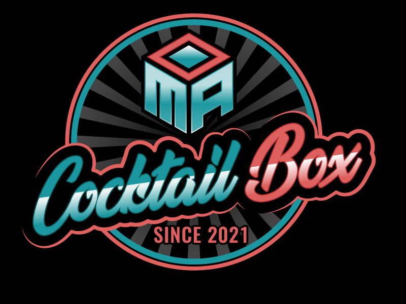 Ma Cocktail Box logo design by aryamaity