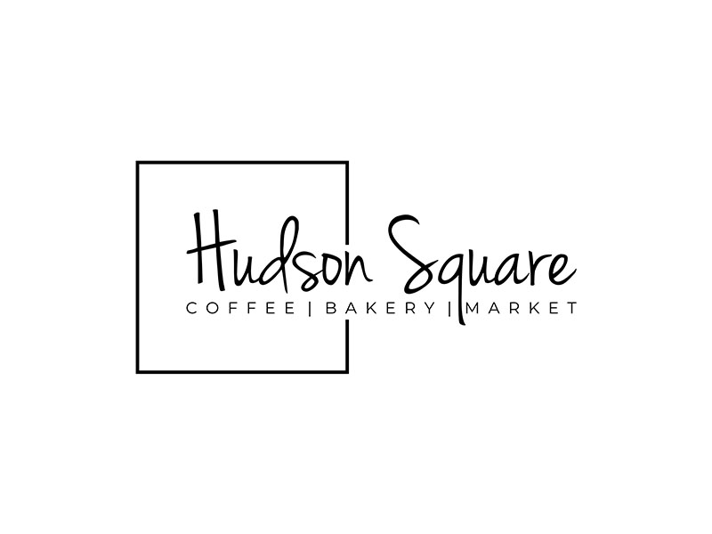 Hudson Square logo design by ndaru