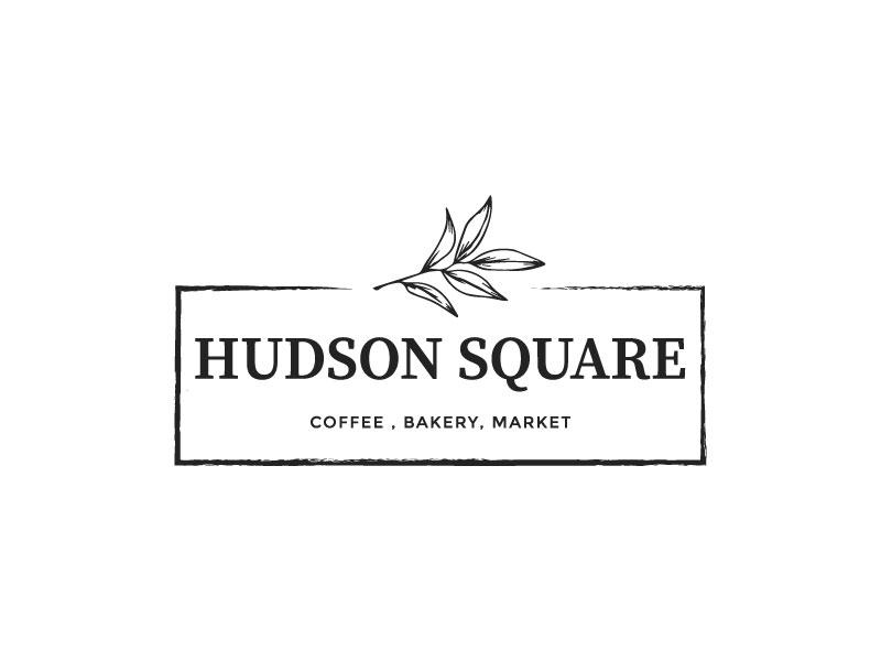 Hudson Square logo design by mikha01