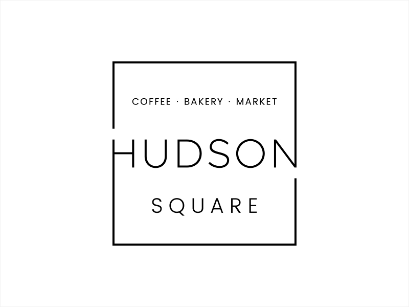 Hudson Square logo design by lexipej