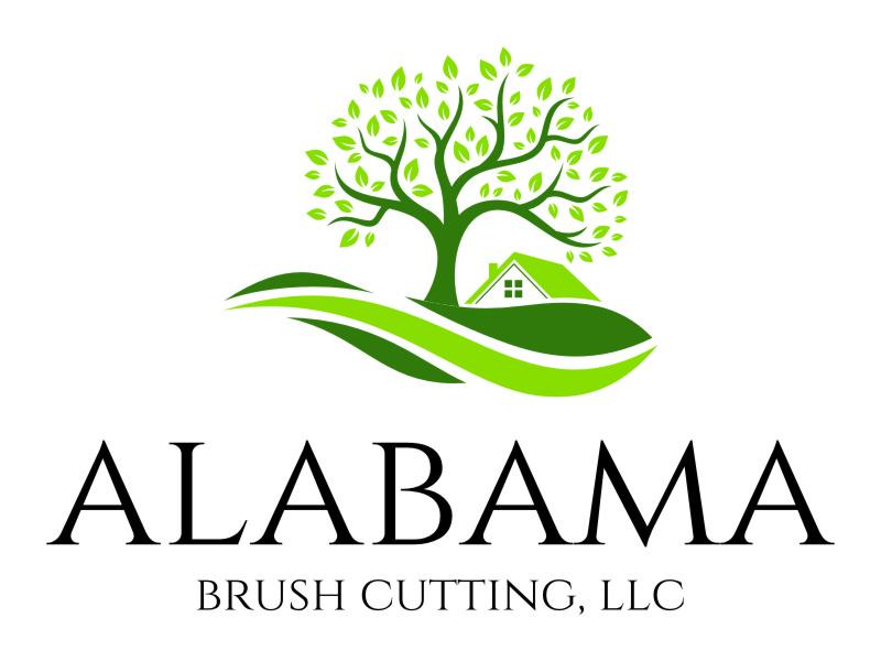 Alabama Brush Cutting, LLC logo design by jetzu