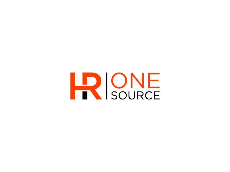 HR One Source logo design by Msinur