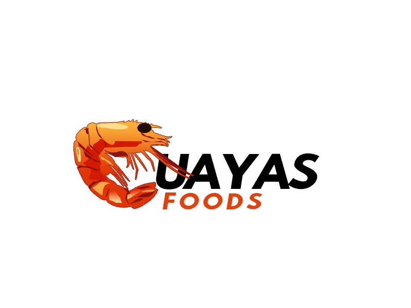 GUAYAS FOODS logo design by bougalla005