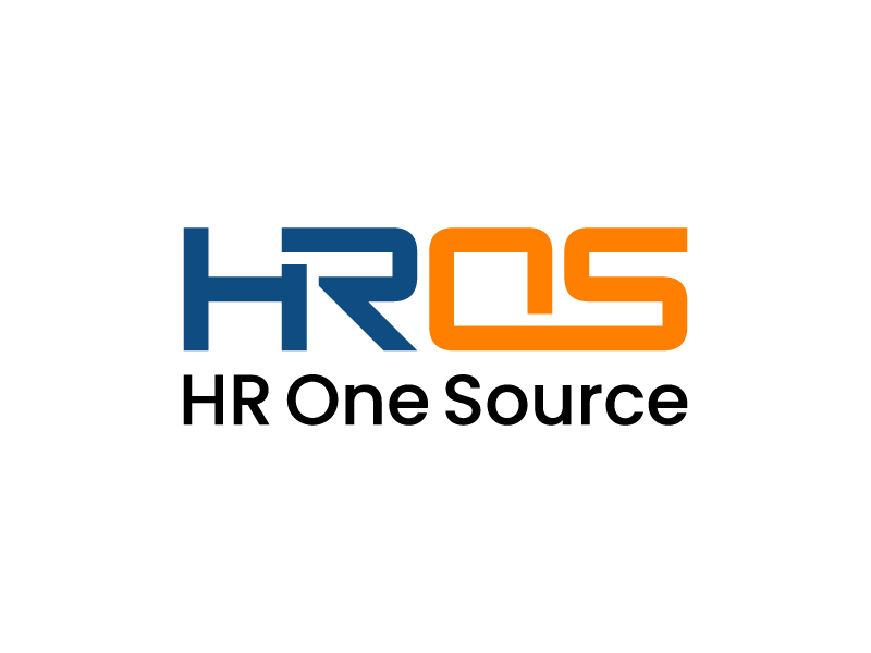 HR One Source logo design by aganpiki