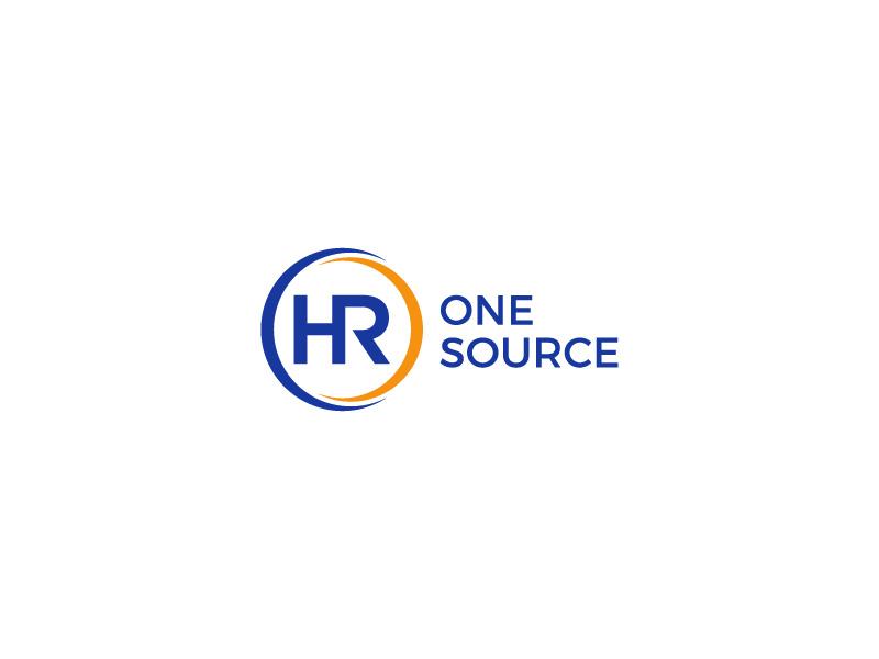 HR One Source logo design by CreativeKiller