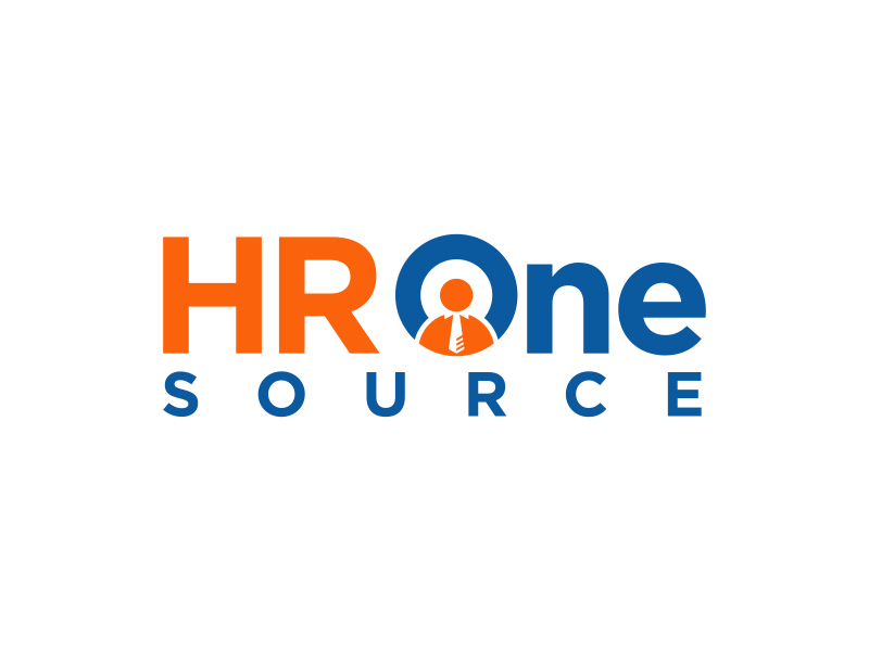 HR One Source logo design by pionsign