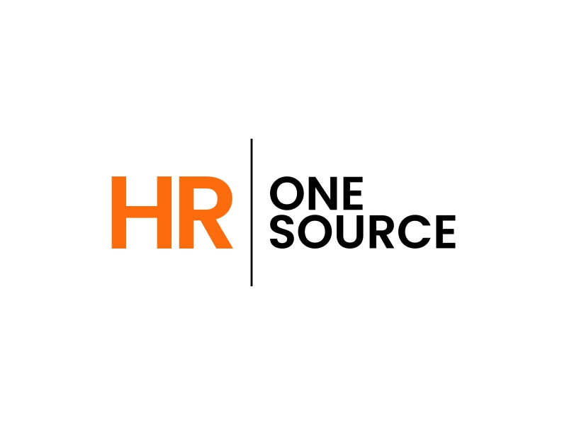 HR One Source logo design by yunda