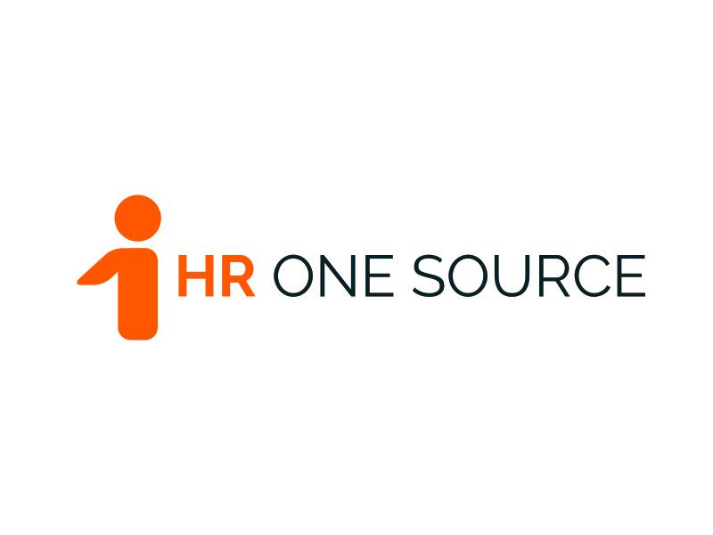 HR One Source logo design by uunxx