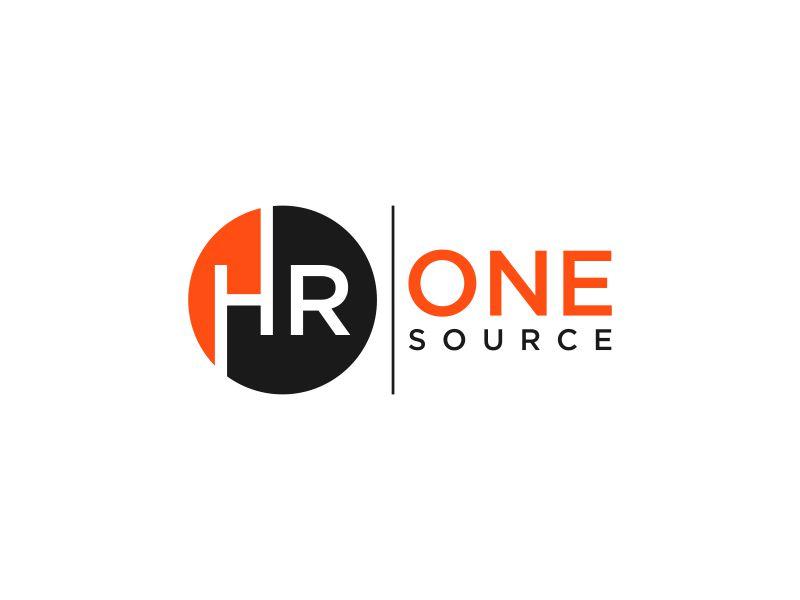 HR One Source logo design by mukleyRx