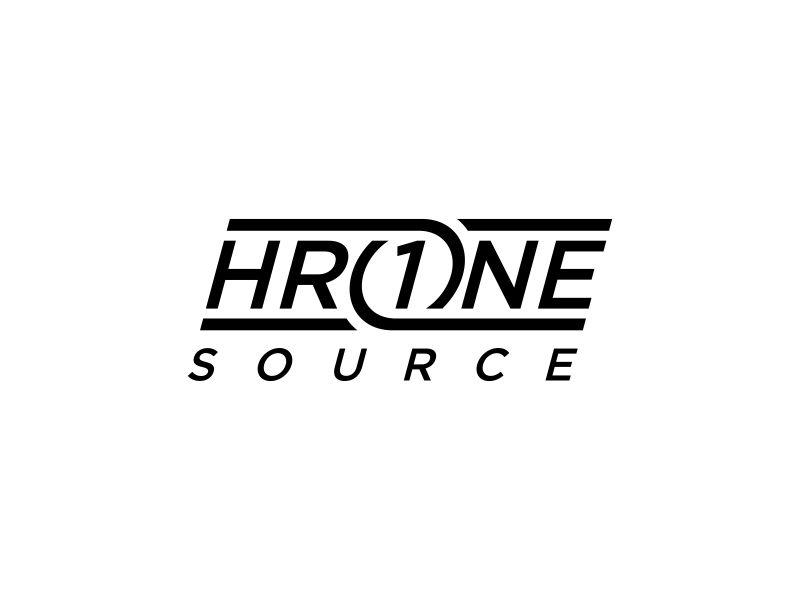 HR One Source logo design by zeta